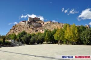 tibet Gyantse tour|tavel guide