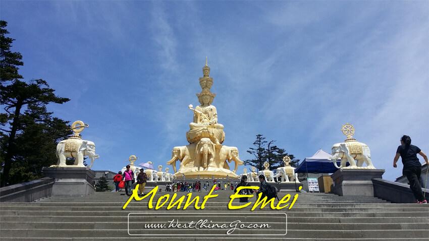 Mount Emei Golden Summit