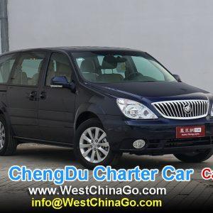 chengdu car rental,charter car