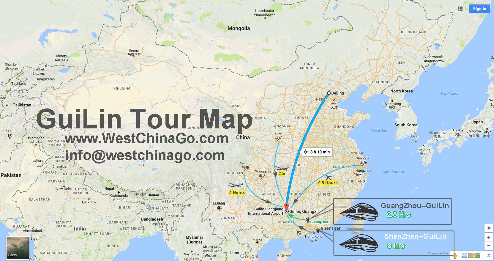 Flight To Guilin China China Chengdu Panda Holding