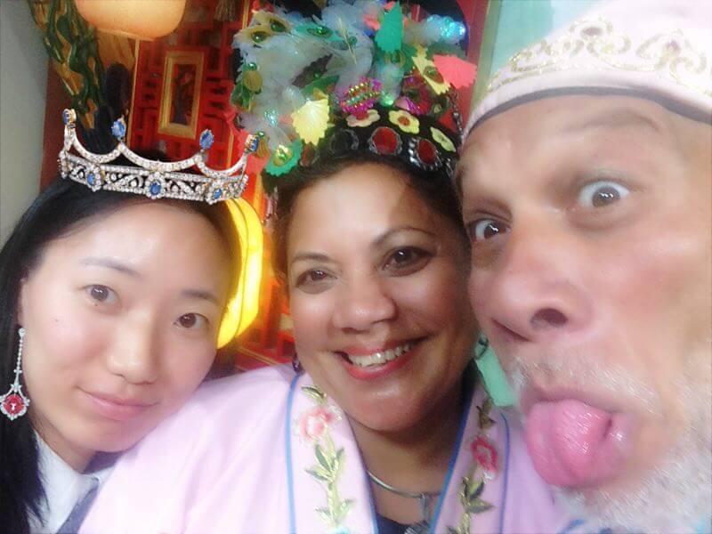 chengdu tour guide:susan