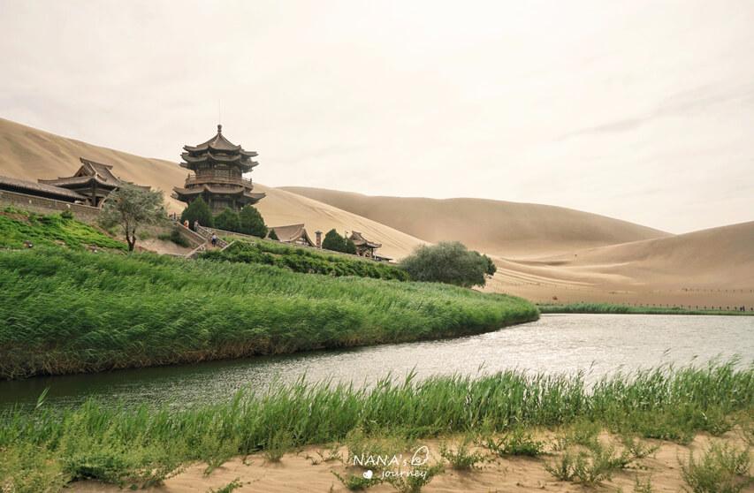 mingshashan