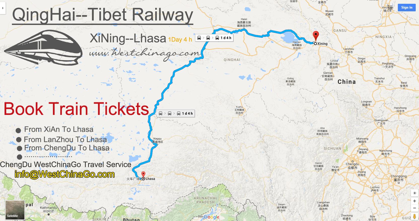 Lhasa China Map.Tibet Tour Map China Chengdu Panda Holding Chengdu Panda Volunteer