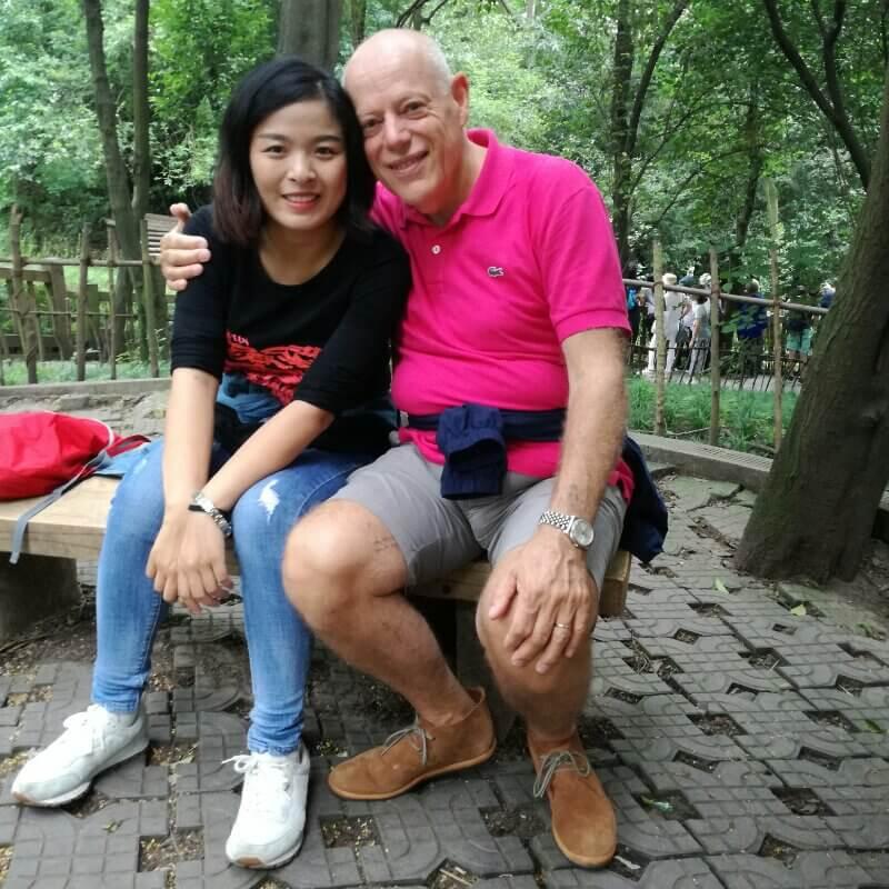 china chengdu westchinago tour guide-zac