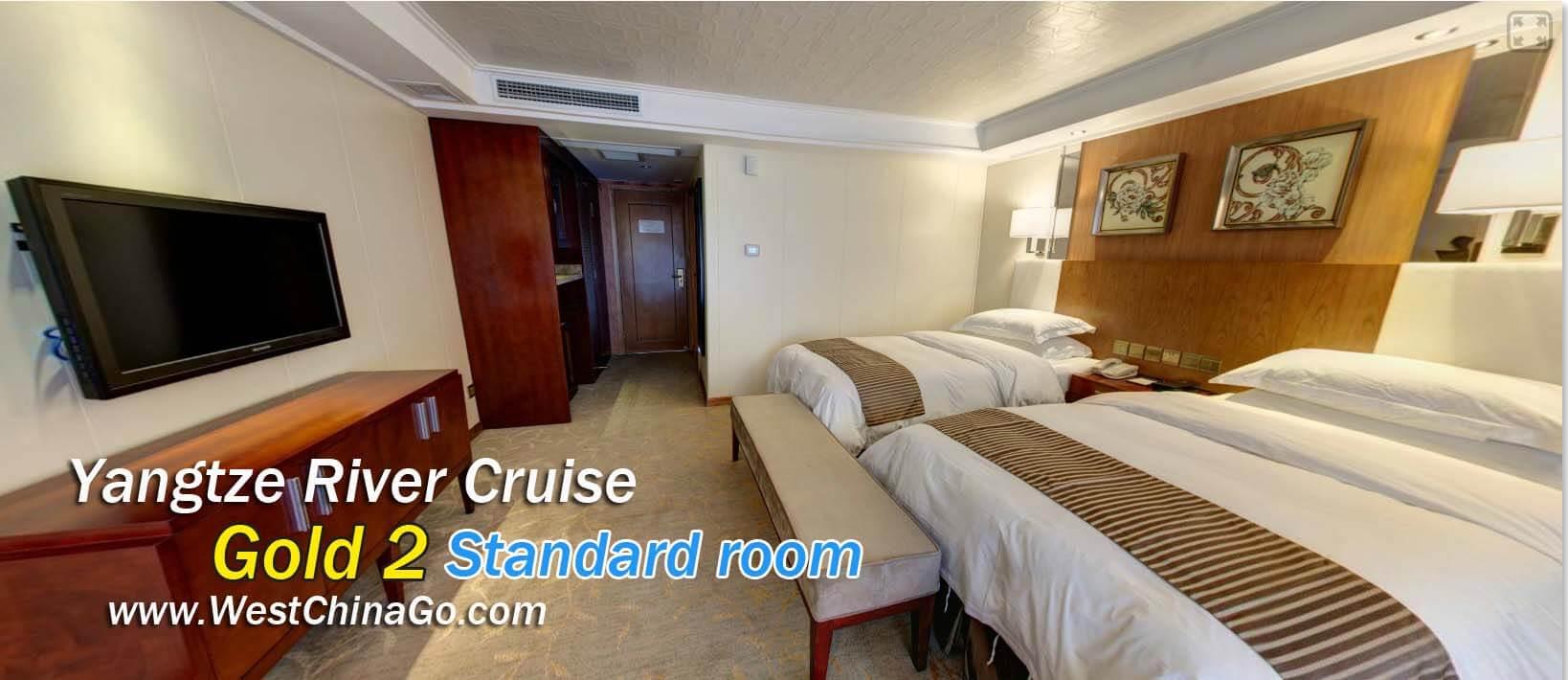 Gold 2 standard room