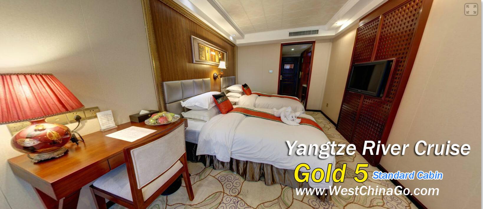 Gold 5 standard room