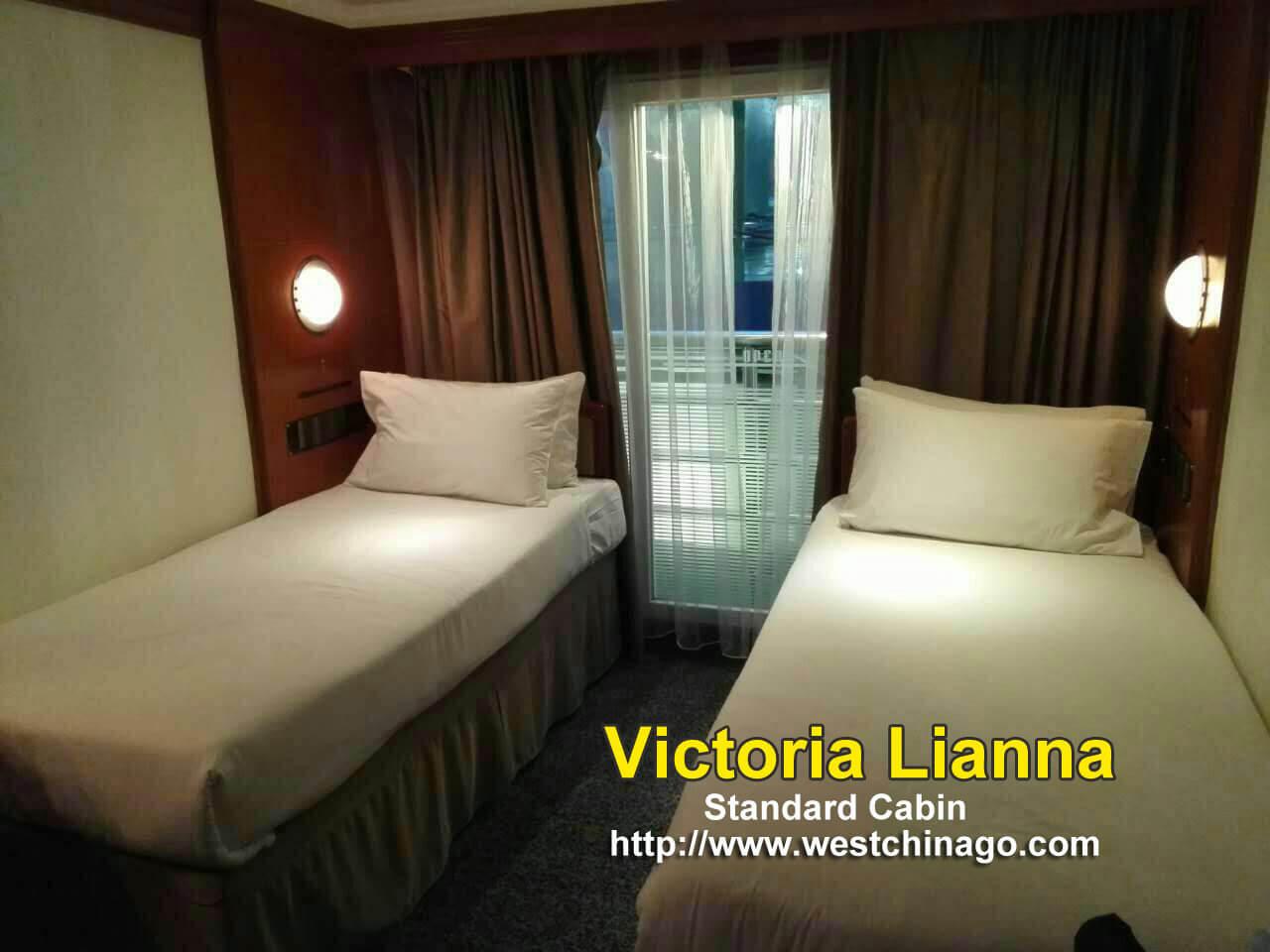 Victoria Lianna standard cabin