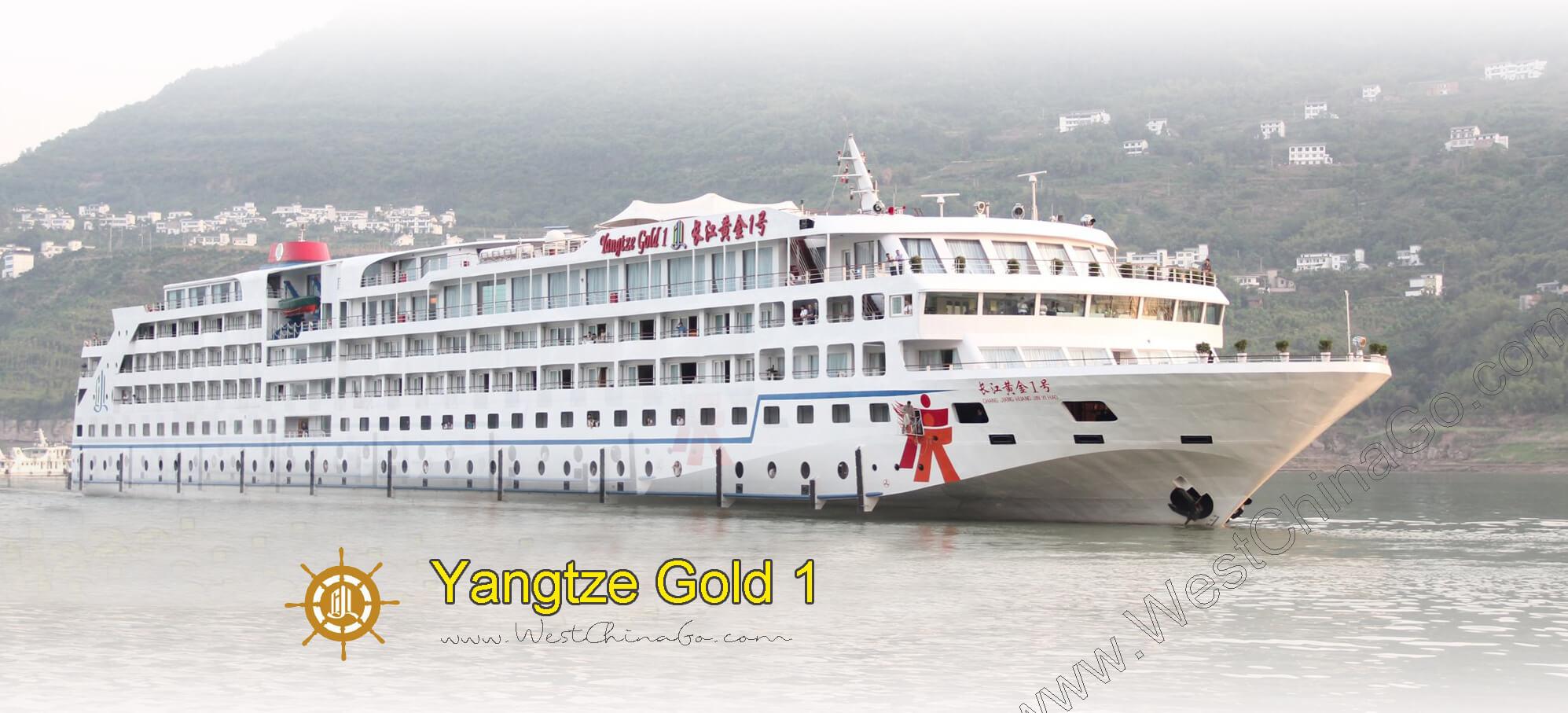 YANGTZE RIVER-Gold 1 Ship Fleet