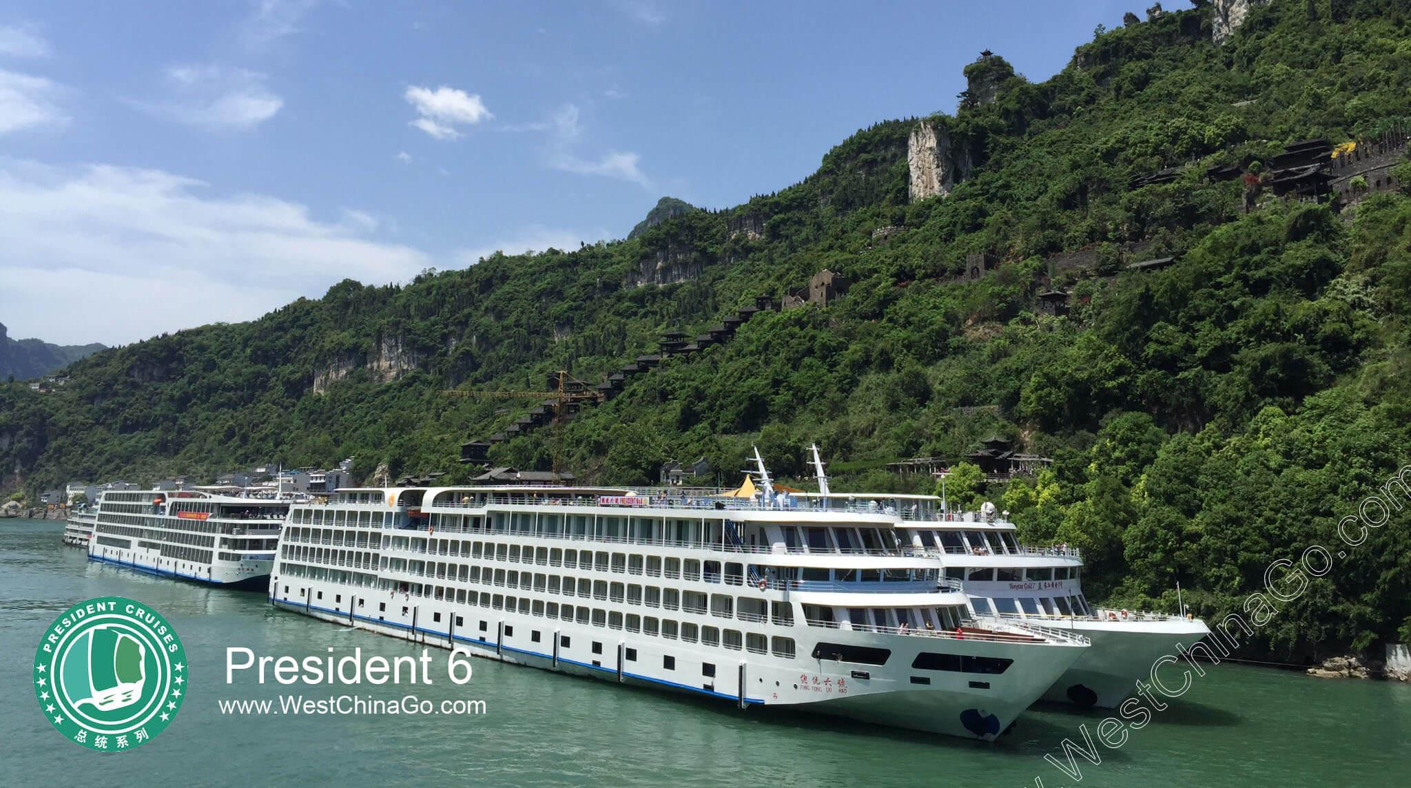 Yangtze River Cruise President 6