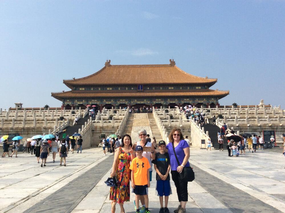 4Days China BeiJing Tour