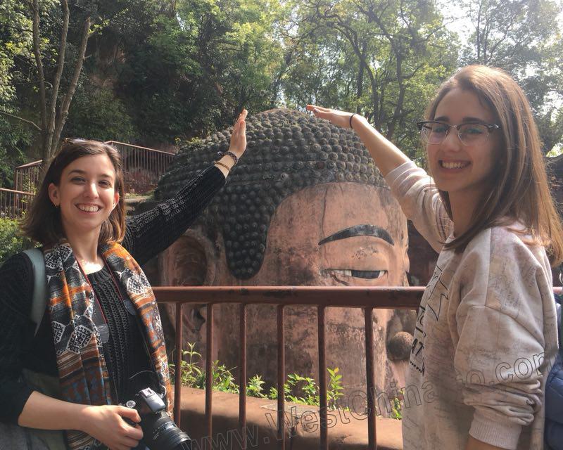 1Day Chengdu Panda Tour+Leshan Giant Buddha Private Tour