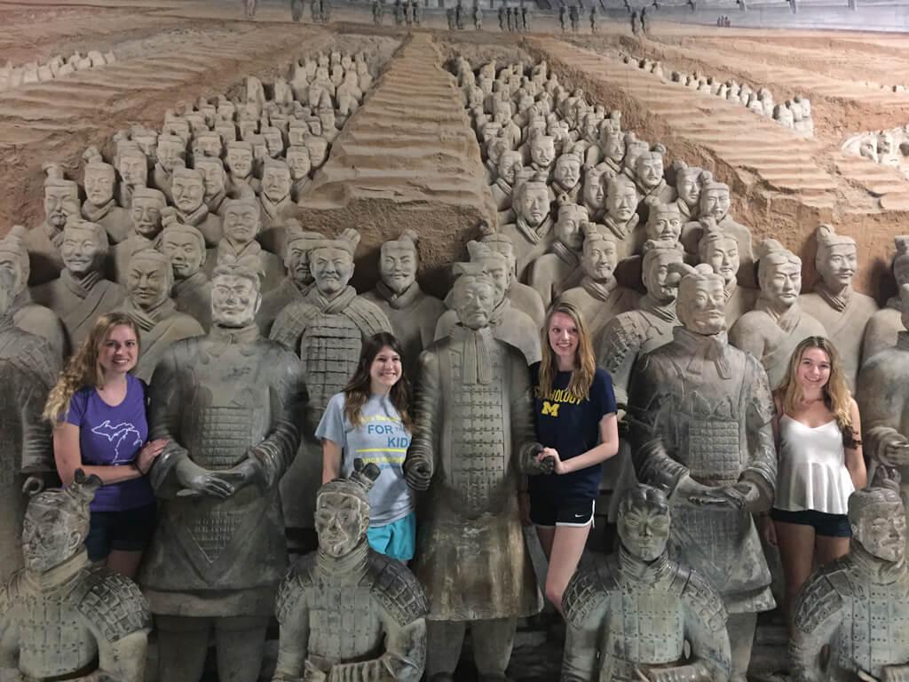 5 Days BeiJing–Xian Tour