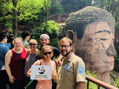 leshan giant buddha tour