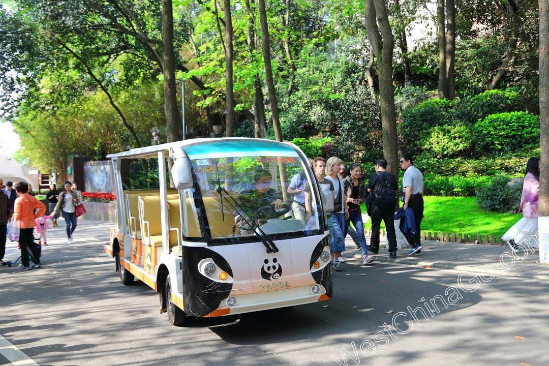chengdu tour guide