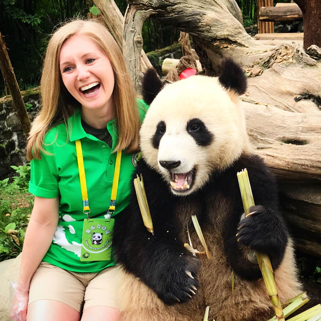 china dujiangyan panda holding