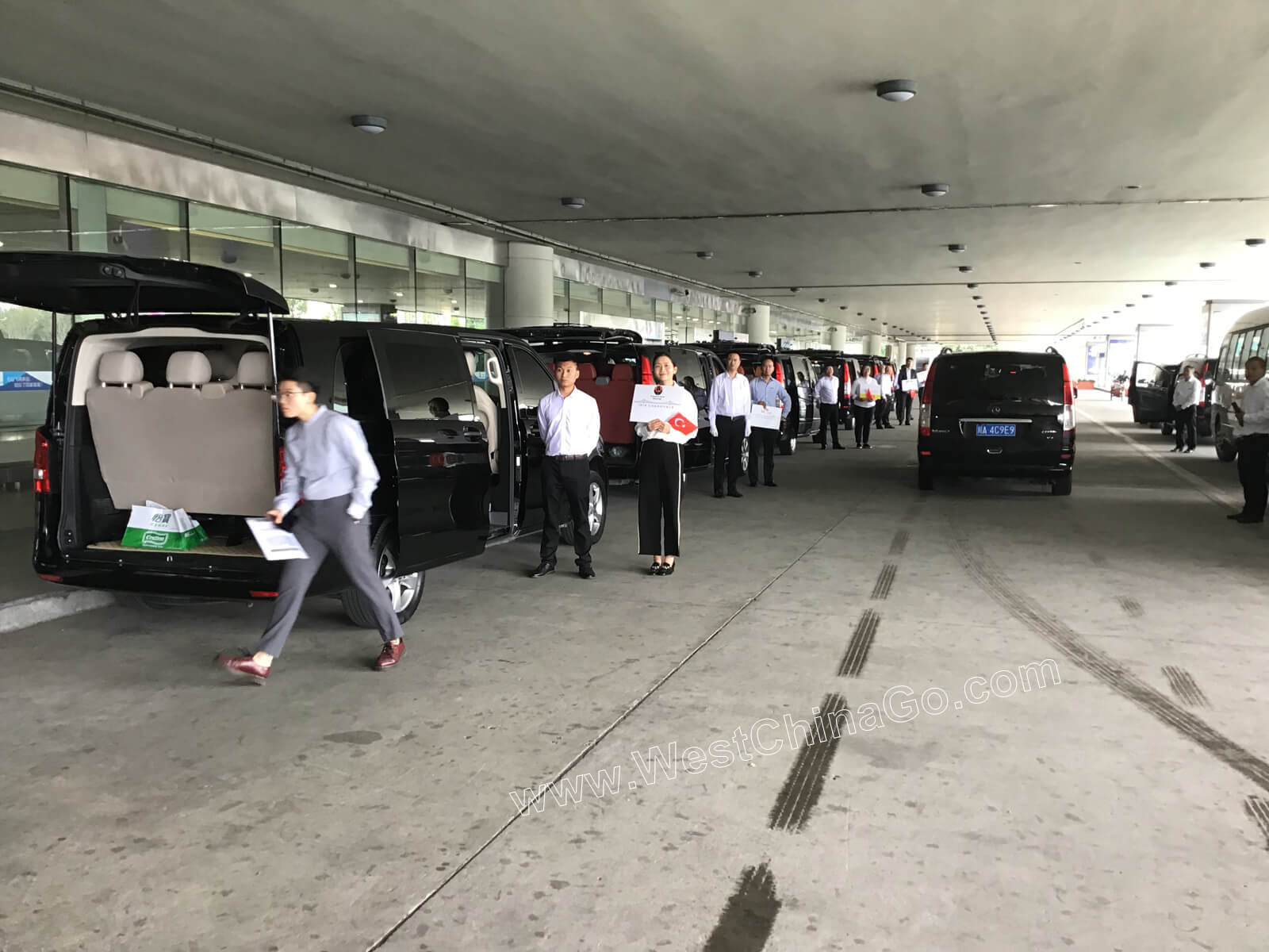China Chengdu Car Rental