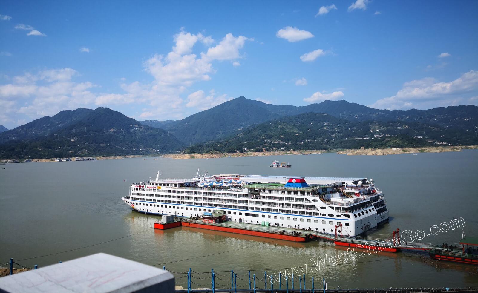 china yangtze river cruise tour