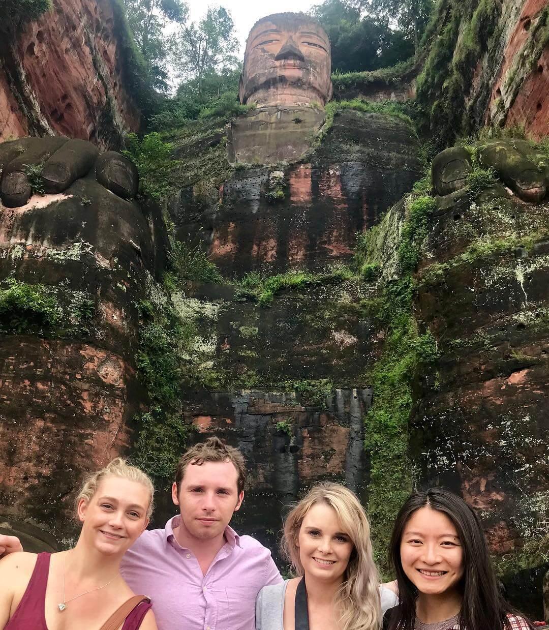 leshan giant buddha tour from chengdu