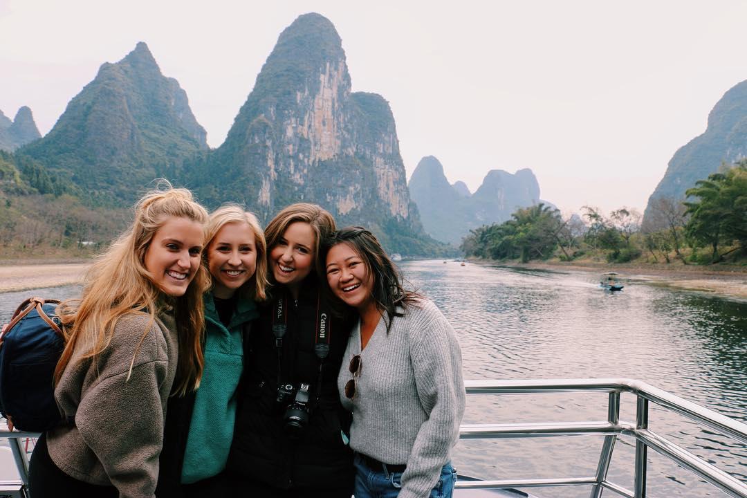 China Li River Cruise Tour