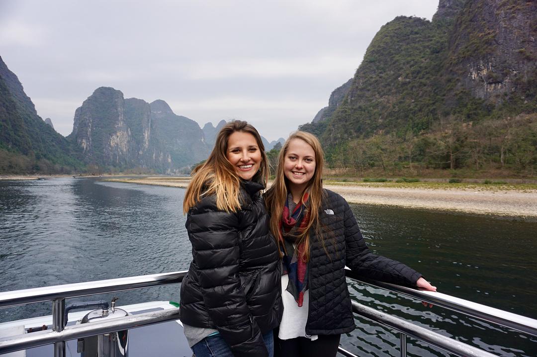guilin li river cruise tour