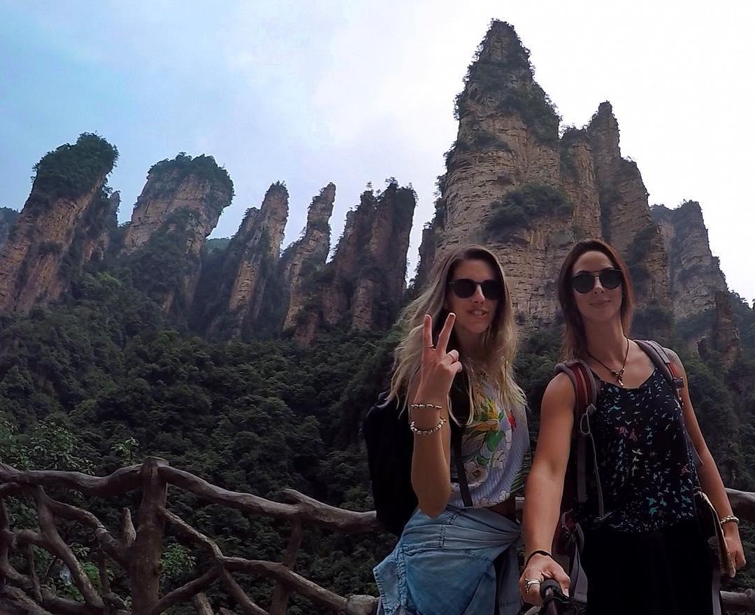 china zhangjiajie tour