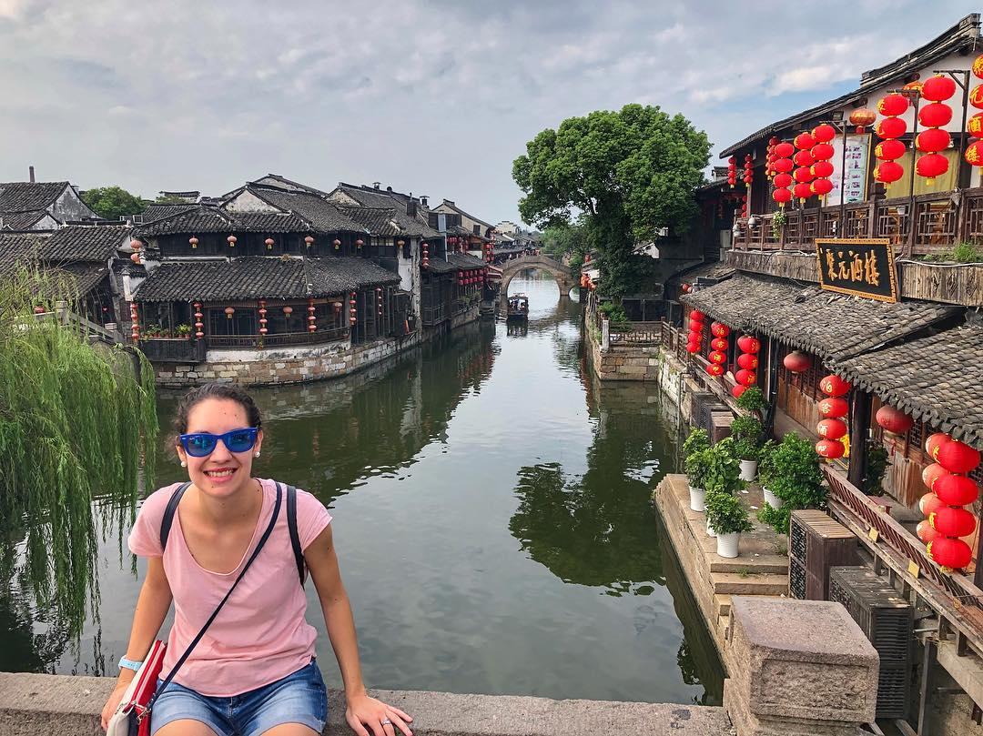 shanghai zhujiajiao water town tour