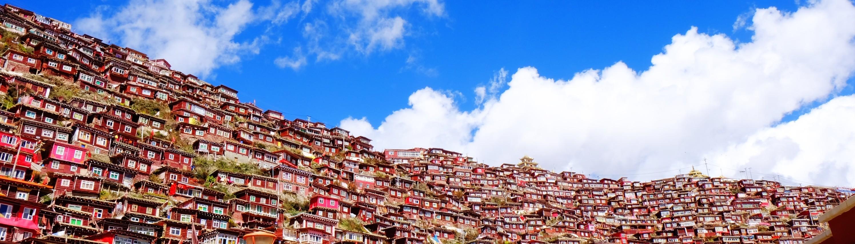 sichuan seda Larung Gar Buddhist Academy