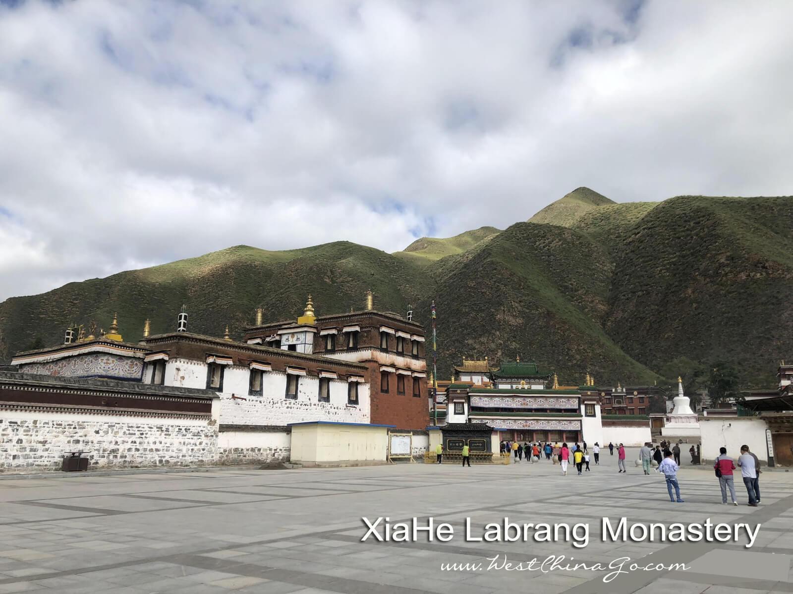 GanSu Labrang Monastery tours