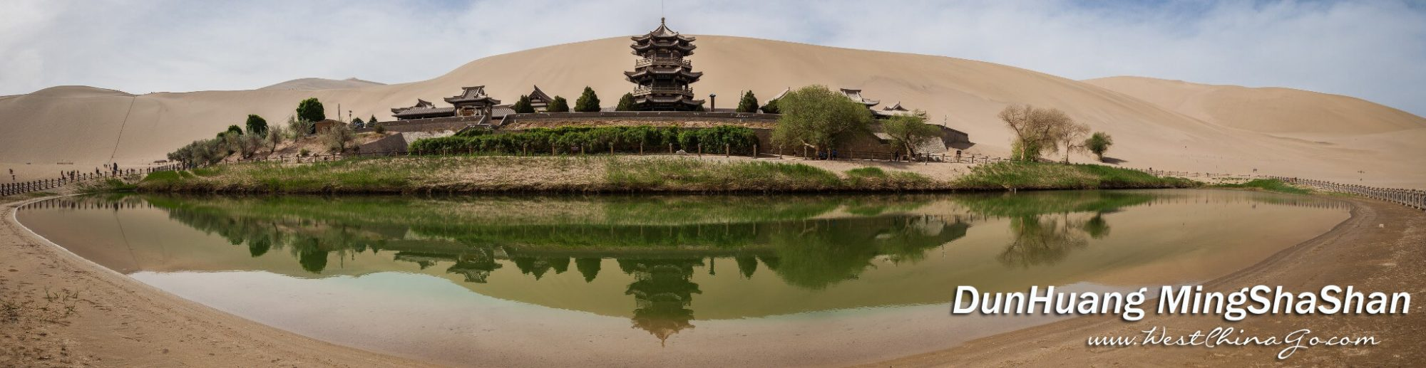 gansu dunhuang tour