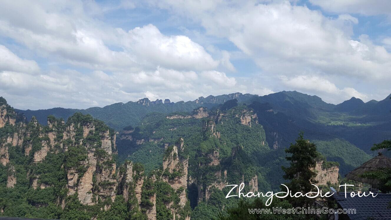 China ZhangJiaJie Tour package