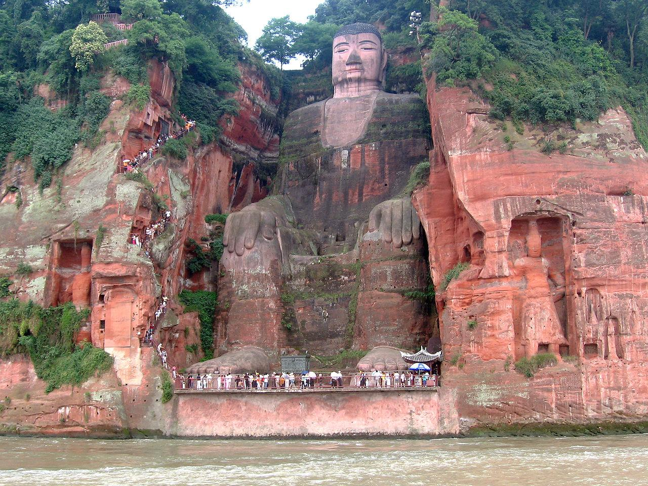 Leshan Giant Buddha Tour |Travel Guide|itinerary
