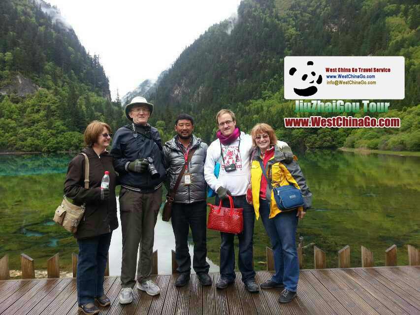 JiuZhaiGou HuangLong Tour Packages
