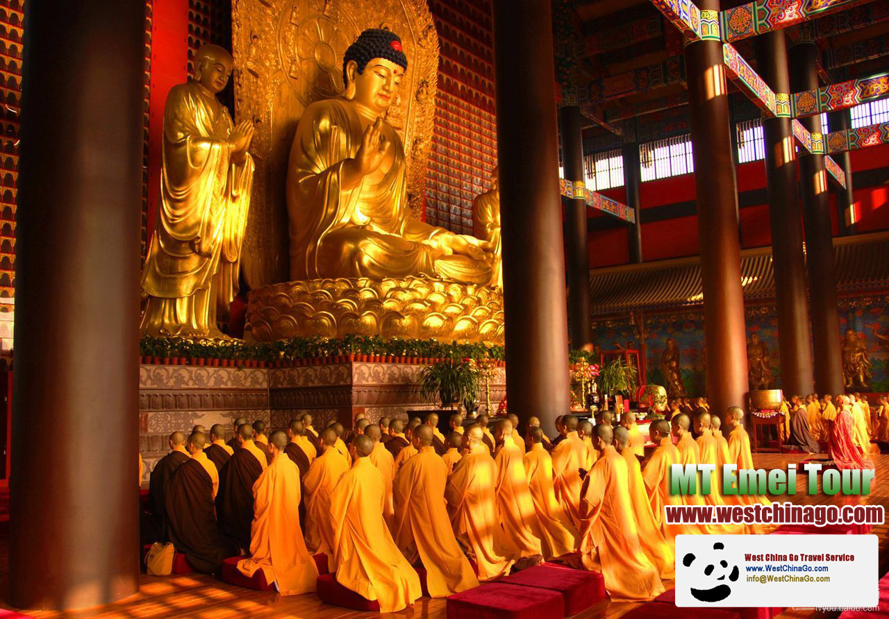 Mountain Emei Tour,Travel Guide