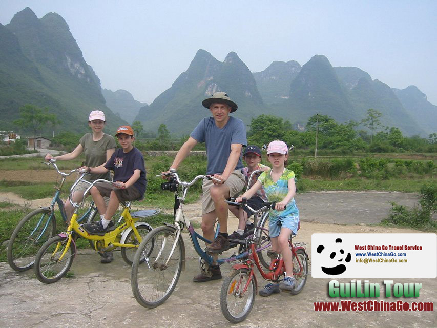 8Days ChengDu GuiLin Tour package