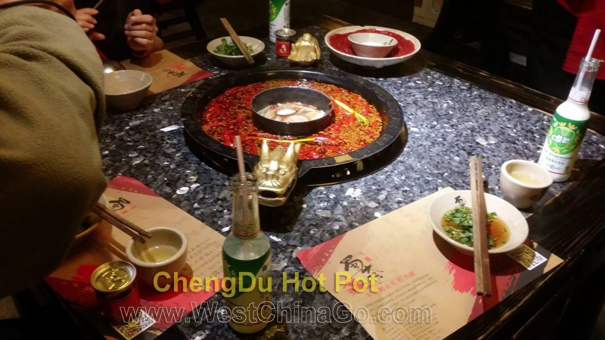chengdu hot pot