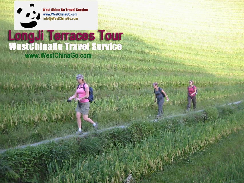 1Day Guilin to Longji Rice Terraces Tour