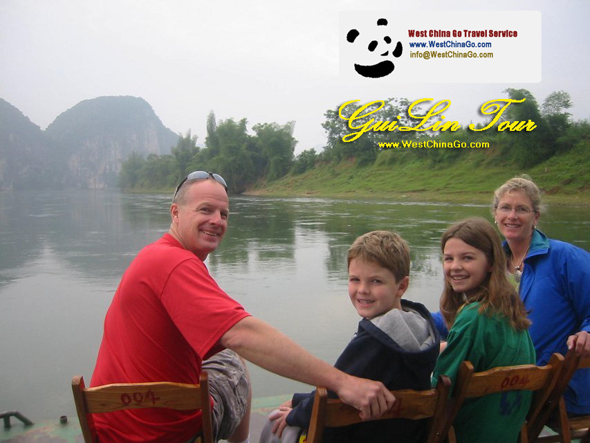 3Days GuiLin|YangShuo Tour package