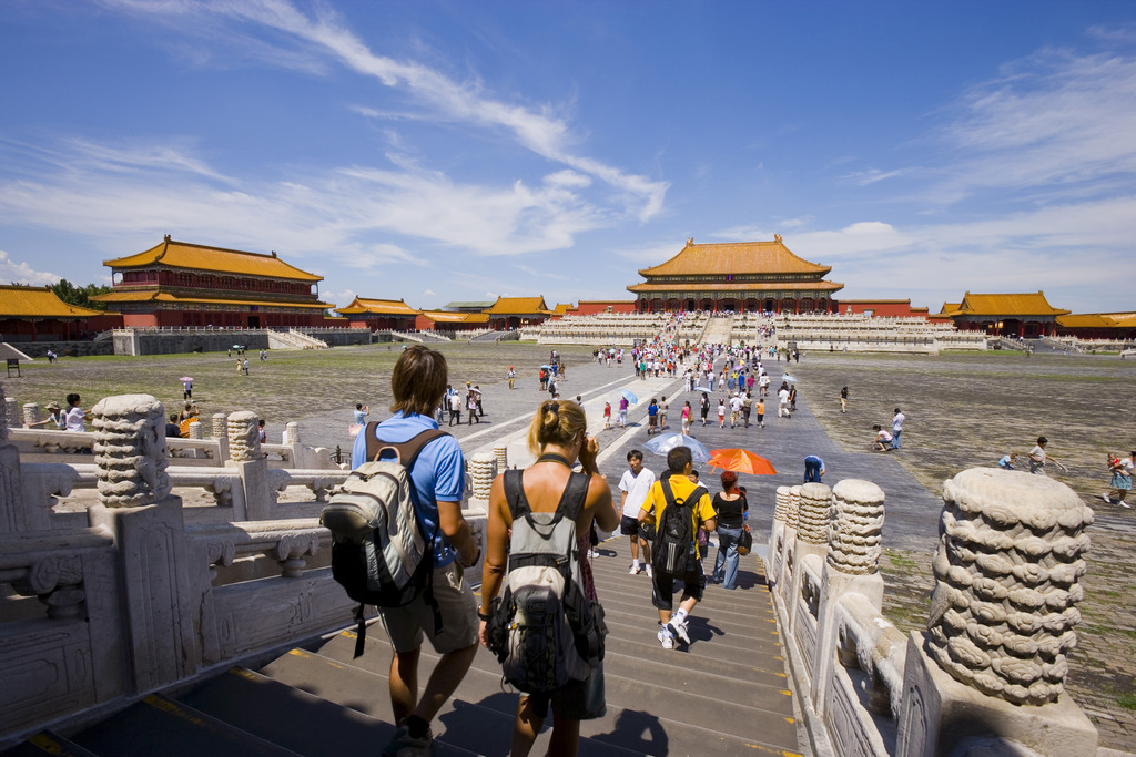 1 Day BeiJing Forbidden City Tour