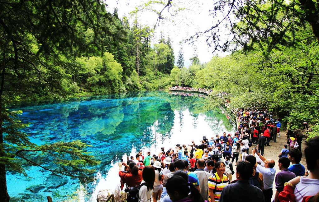 3Days Jiuzhaigou Tour (By Air)