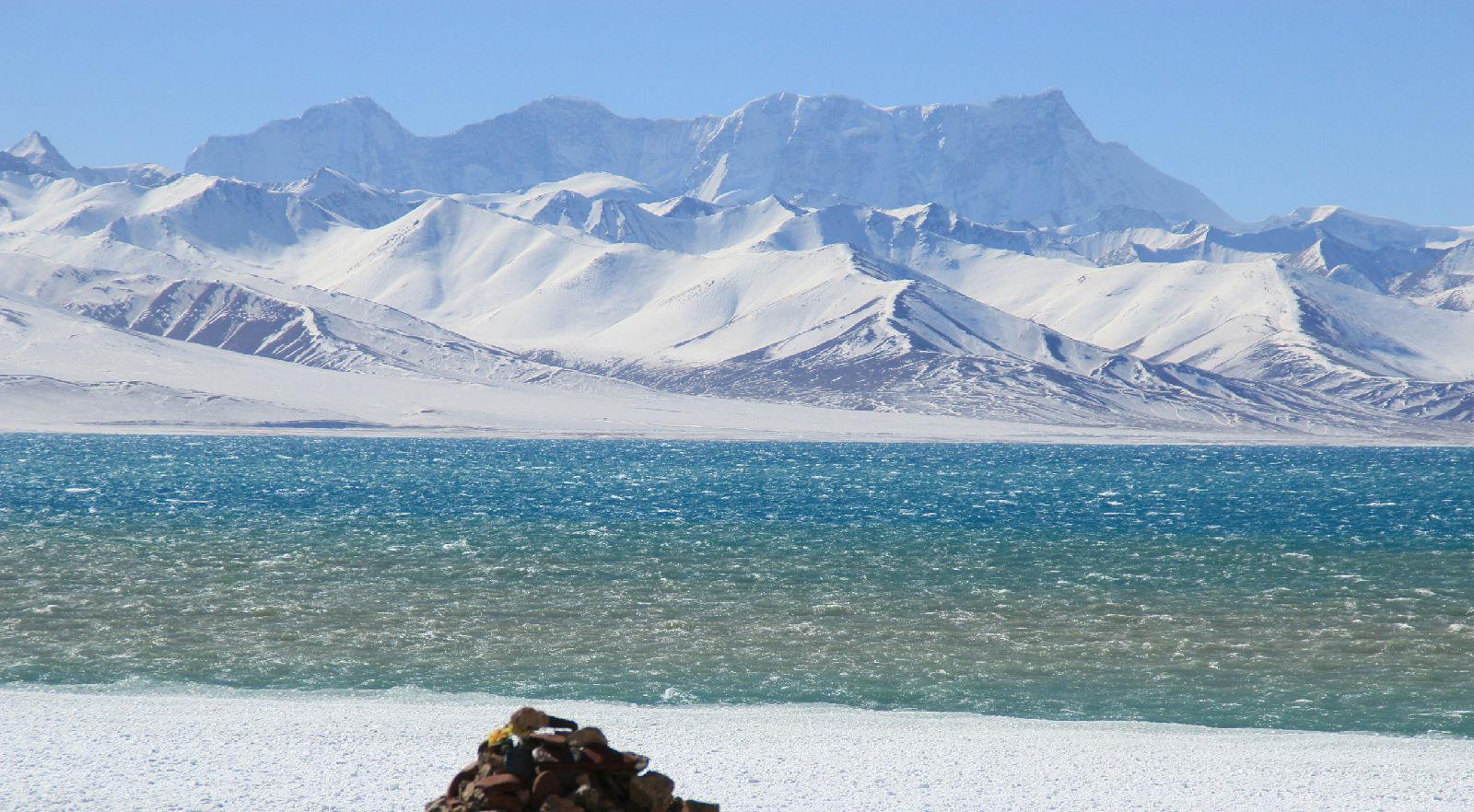 tibet Namtso Lake