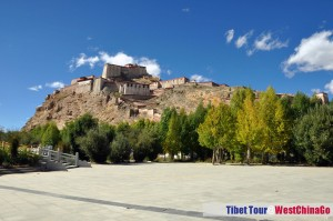tibet Gyantse tour|tavel guide
