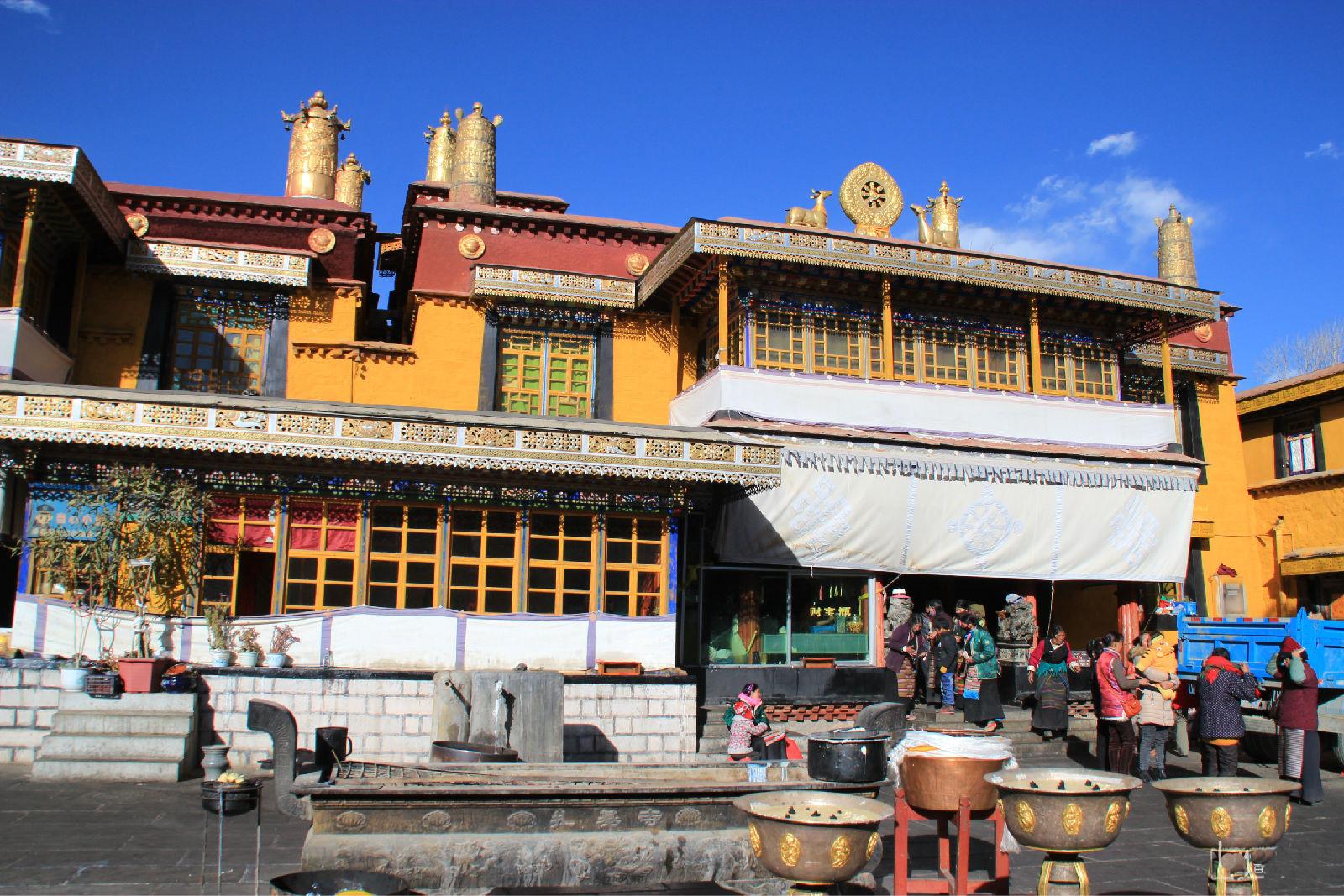 Lhasa Sera Monastery,tibet tour