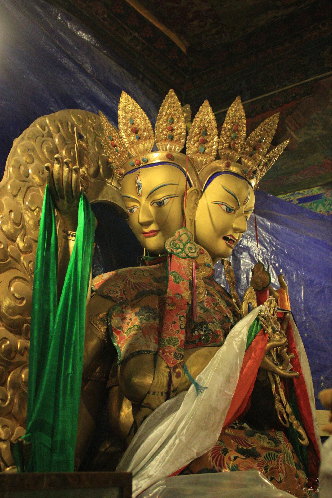 tibet Lhasa Sera Monastery