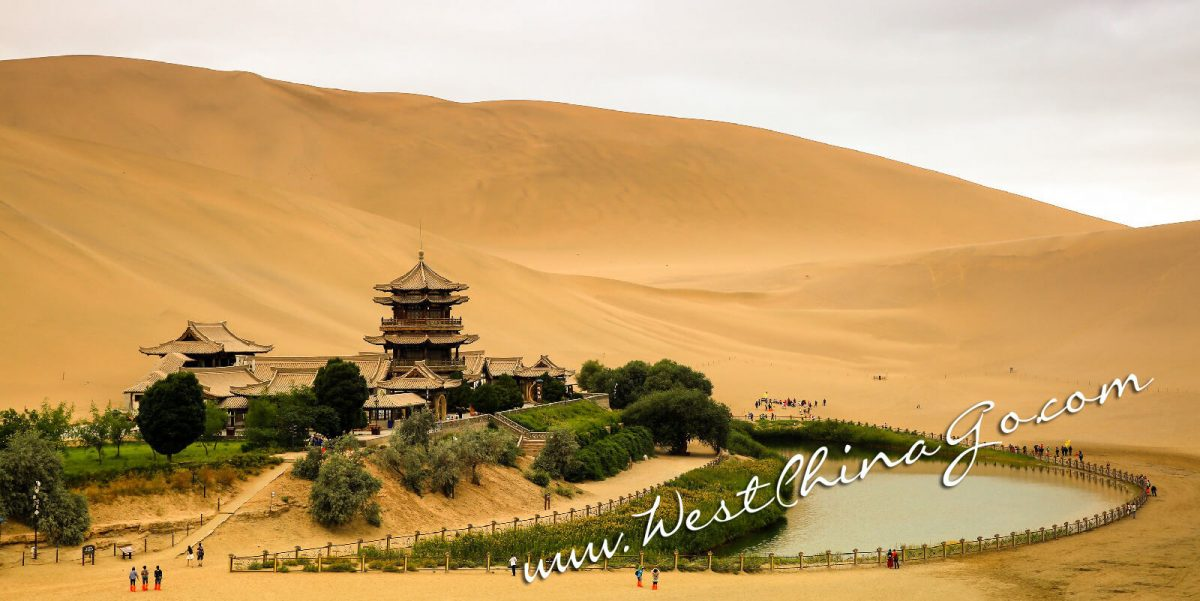 China GanSu Tours, Travel Guide