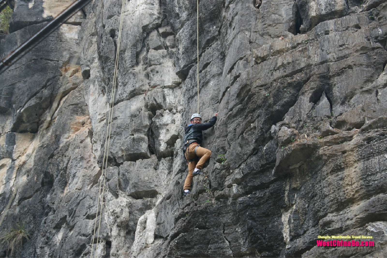 GuiLin rock Climbing