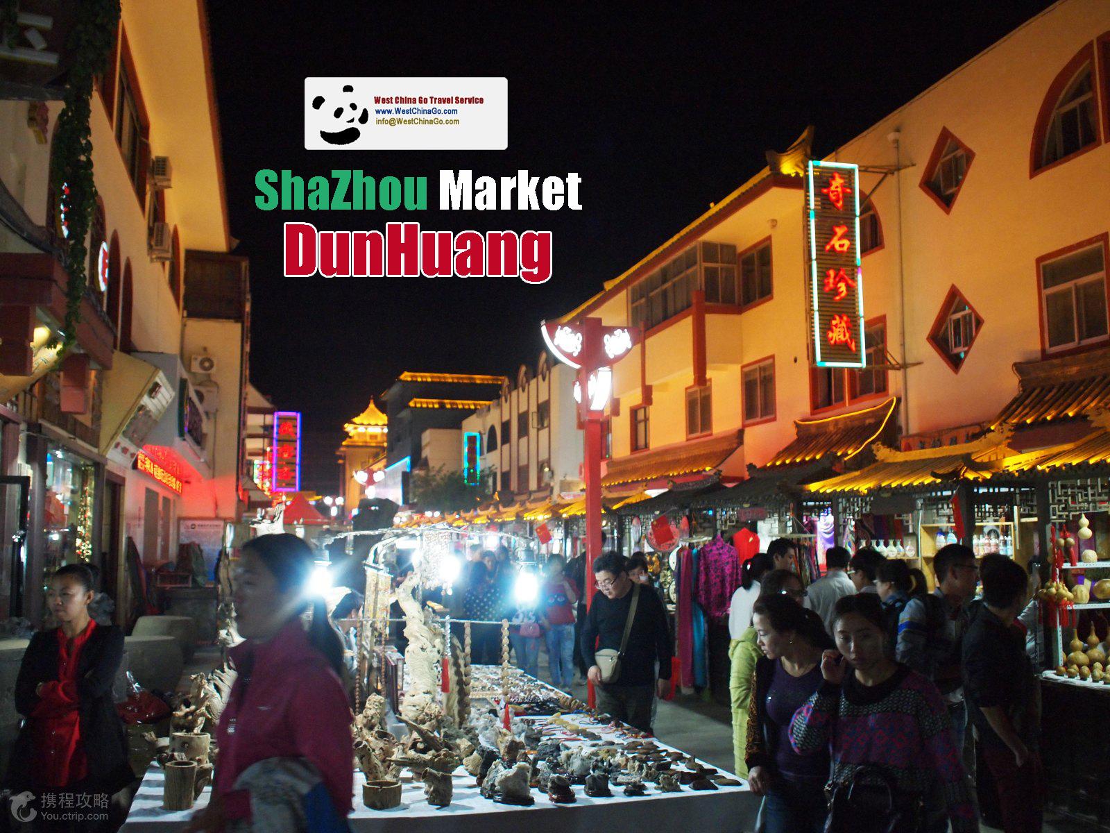 dunhuang tour