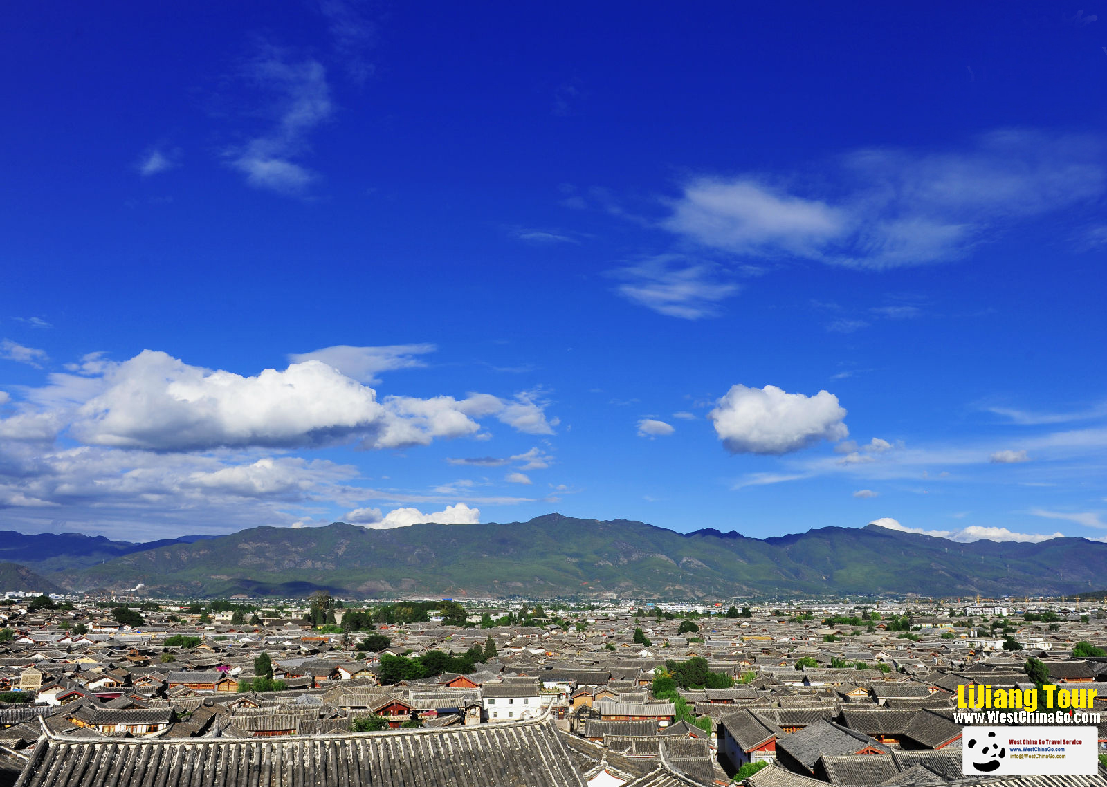 Lijiang Old Town tour