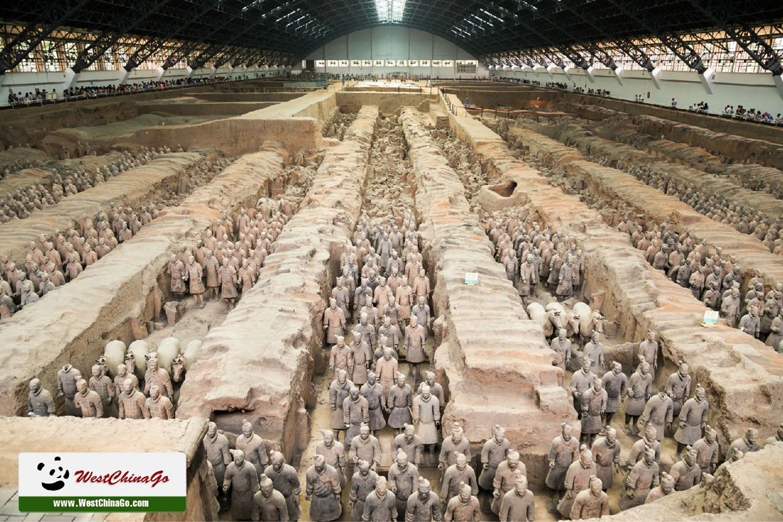 QinShiHuang Terracotta Warriors