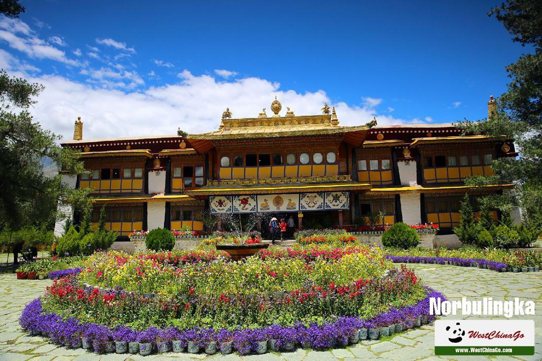 Lhasa Norbulinka