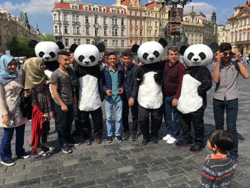 Sichuan Chengdu deepens tourism cooperation with Czech